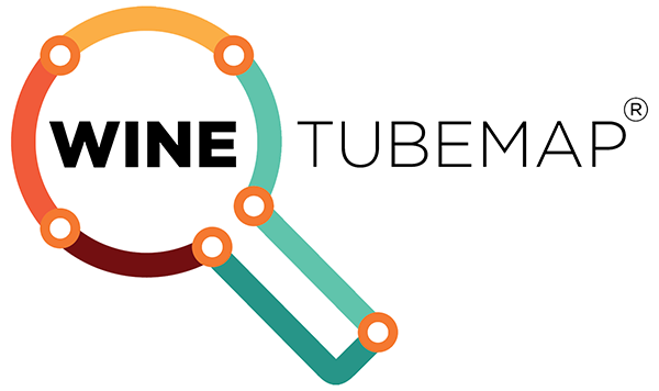 France Wine Subway Map.Winetubemap The Easy Way To Navigate Wine