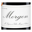 Beaujolais - morgon Marcel Lapierre label