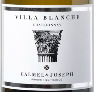 Chardonnay - Villa Blanche label