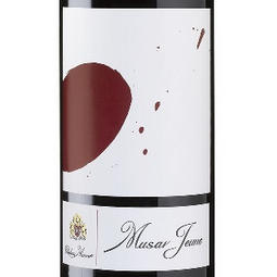 Lebanese blend - chateau musar jeune label