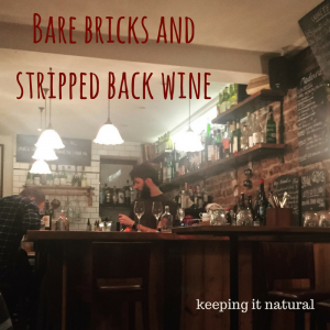 blog title image natural wine bar photo